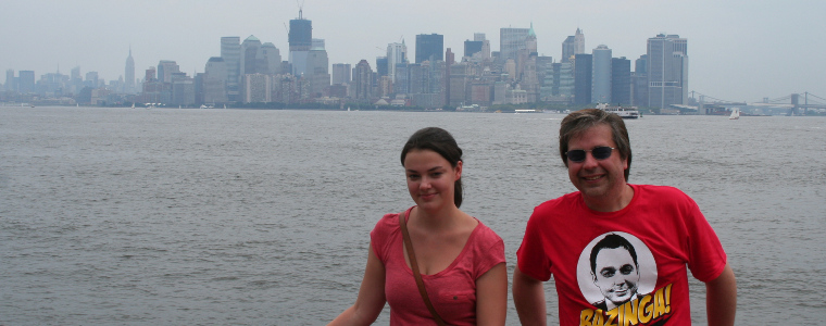 Julia und Peter in New York (2011)